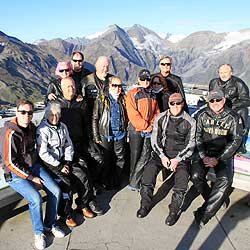Motorcycle Tour Alps + Lakes