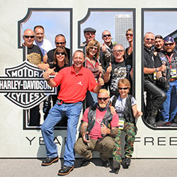Special Event Tour including 115th Harley-Davidson Anniversary Milwaukee